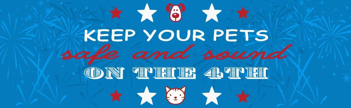 Pet Fireworks Safety
